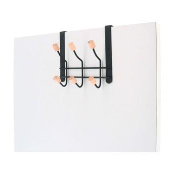 Cuier cu 6 cârlige pentru ușă Compactor de la Compactor