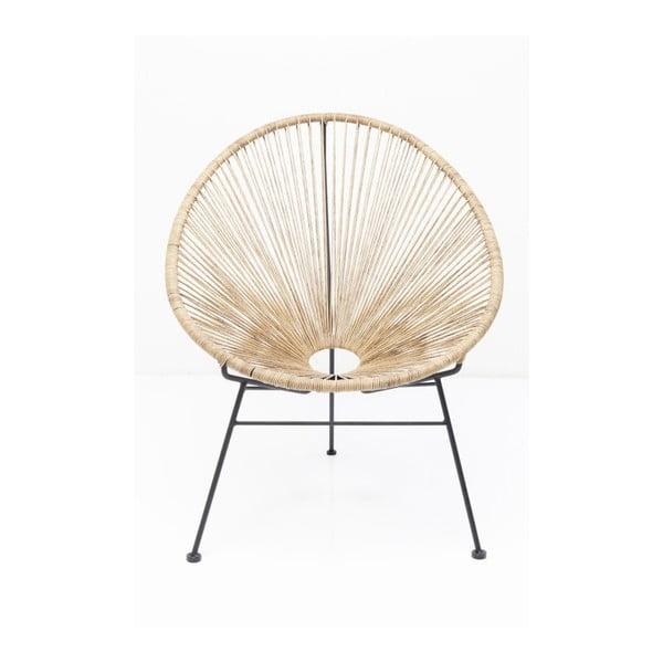 Židle Kare Design Spaghetti Nature