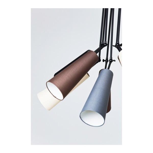 Závěsné svítidlo s 10 stínidly Kare Design Speaker