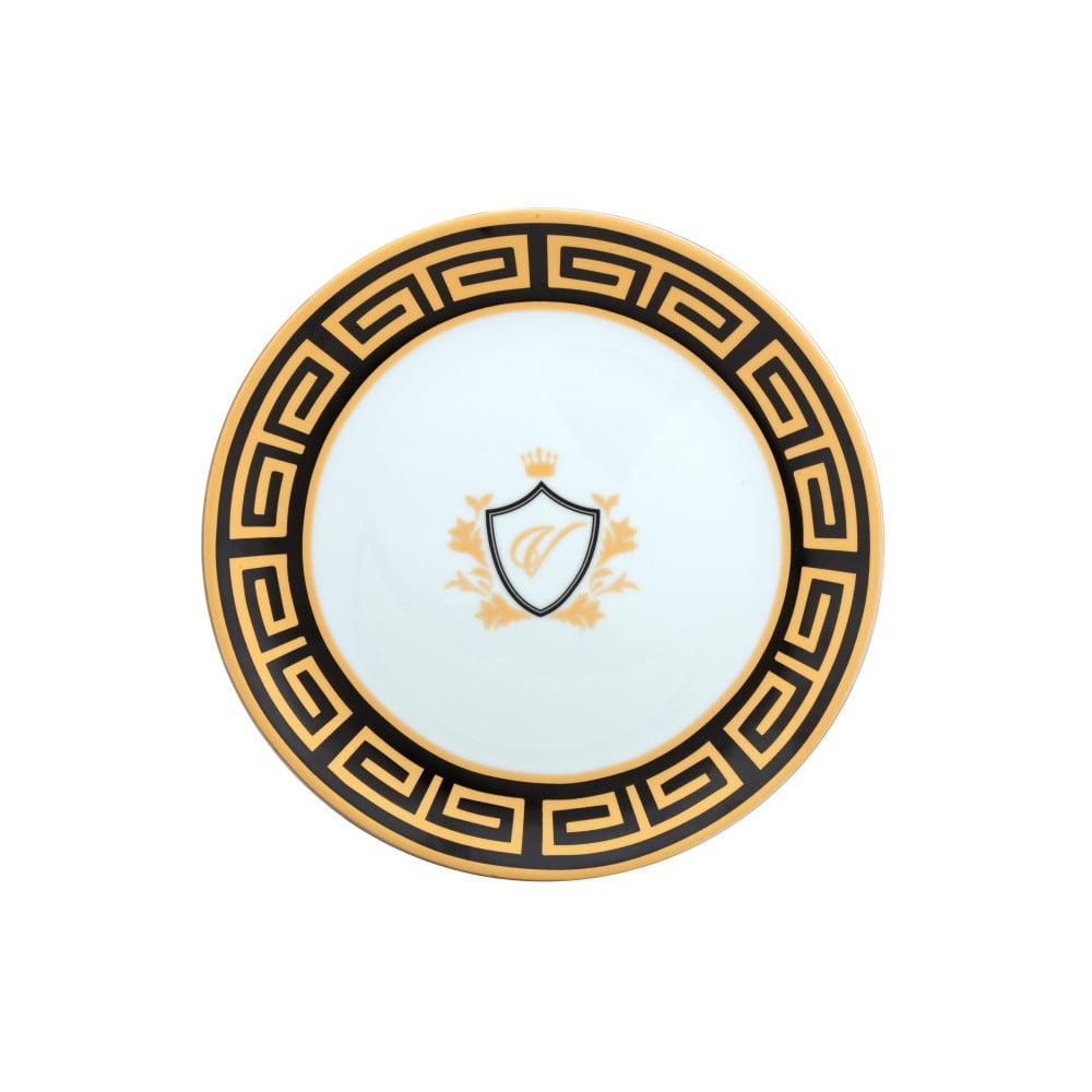 Porcelánový talíř Vivas Elegant, Ø28cm