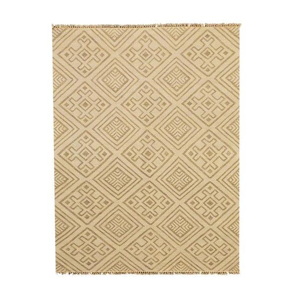Ručně tkaný koberec Kilim Karuna, 60x90cm