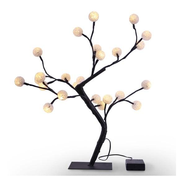 Dekoratívny LED stromček DecoKing Bonsai, výška 45 cm