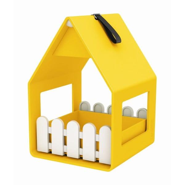Ptačí budka Landhaus Yellow
