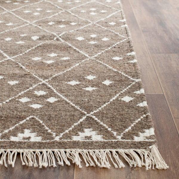 Vlněný koberec Sumner, 121x182 cm