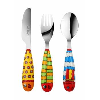 Set tacâmuri pentru copii Vialli Design Pop, 3 buc. de la Vialli Design