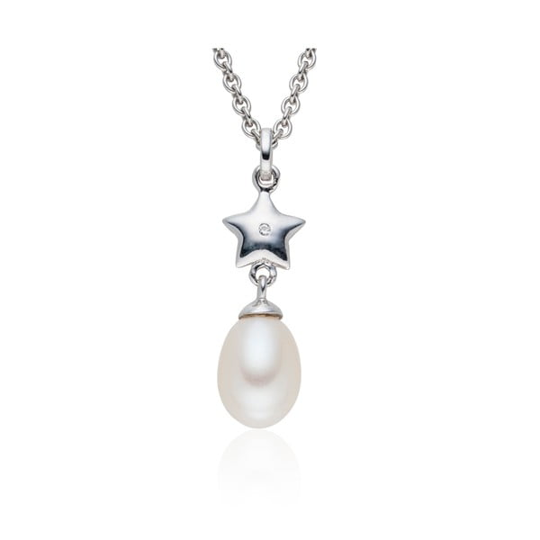 Přívěsek Yamato Pearls Diamond Star