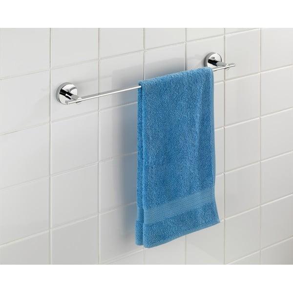 Samodržící držák na ručníky Wenko Vacuum-Loc Capri, nosnost až33kg