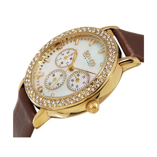 Dámské hodinky So&Co New York GP15962