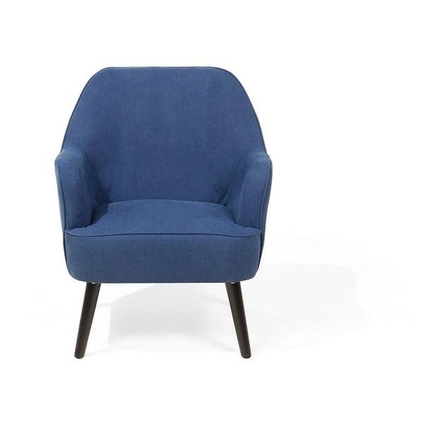 Sasha kék fotel - Monobeli
