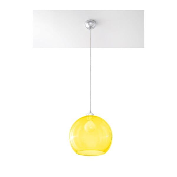 Lustră Nice Lamps Bilbao, galben