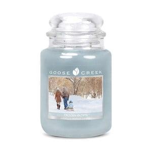 Vonná svíčka ve skleněné dóze Goose Creek Frozen In Time, 0,68kg
