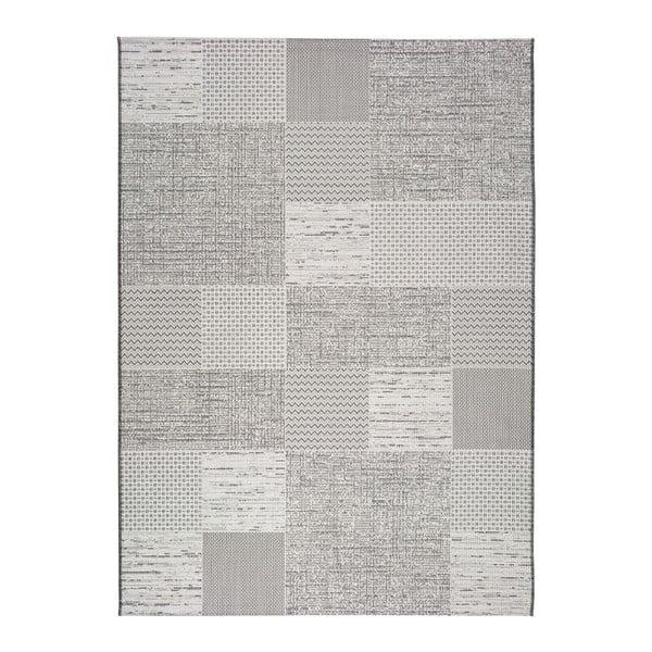 Sivo-béžový vonkajší koberec Universal WeavoMujro, 77 x 150 cm