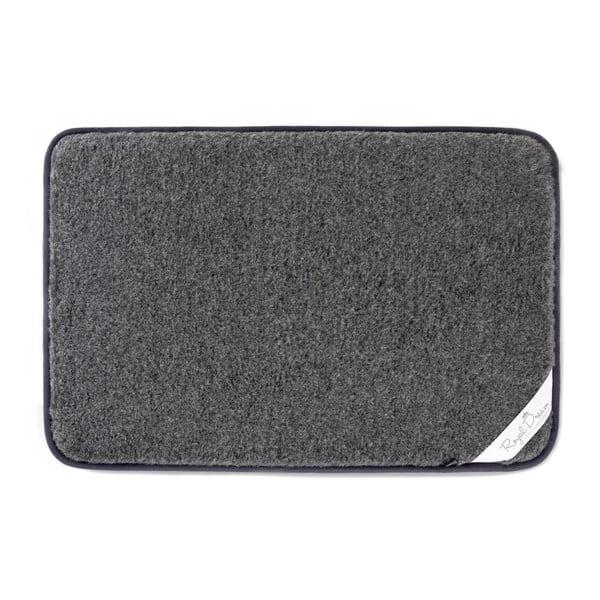 Tmavě šedá podložka z merino vlny pro domácího mazlíčka Royal Dream, šířka90cm