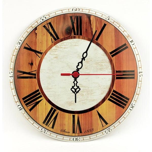 Nástěnné hodiny 1853, 30 cm