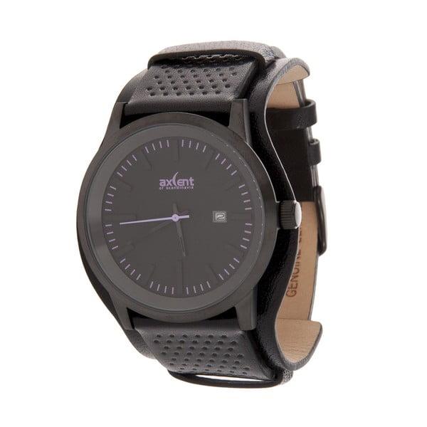 Pánské kožené hodinky Axcent X45711-037