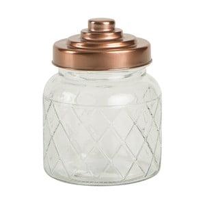 Recipient din sticlă T&G Woodware Lattice, 600 ml