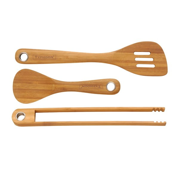 Sada bambusových nástrojů