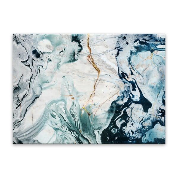 Tablou Styler Glasspik Marble IV, 80 x 120 cm