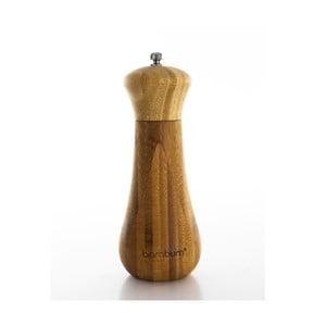 Bambusový mlýnek na pepř Nocchi, 19 cm