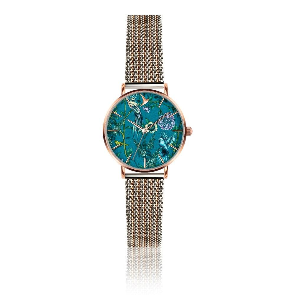 304ab9f7450 Dámské hodinky s páskem z nerezové oceli Emily Westwood Gardenia