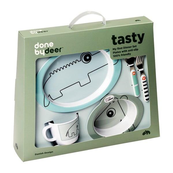 Jídelní sada pro děti Tasty Dinner Blue