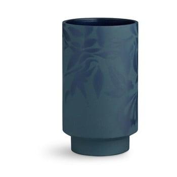 Vază din ceramică Kähler Design Kabell, înălțime 19 cm, albastru închis de la Kähler Design