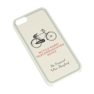 Kryt na iPhone SE/5/5S Rex London Bicycle