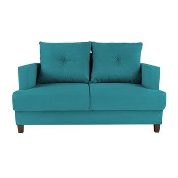 Canapea cu 2 locuri Melart Lorenzo, turcoaz
