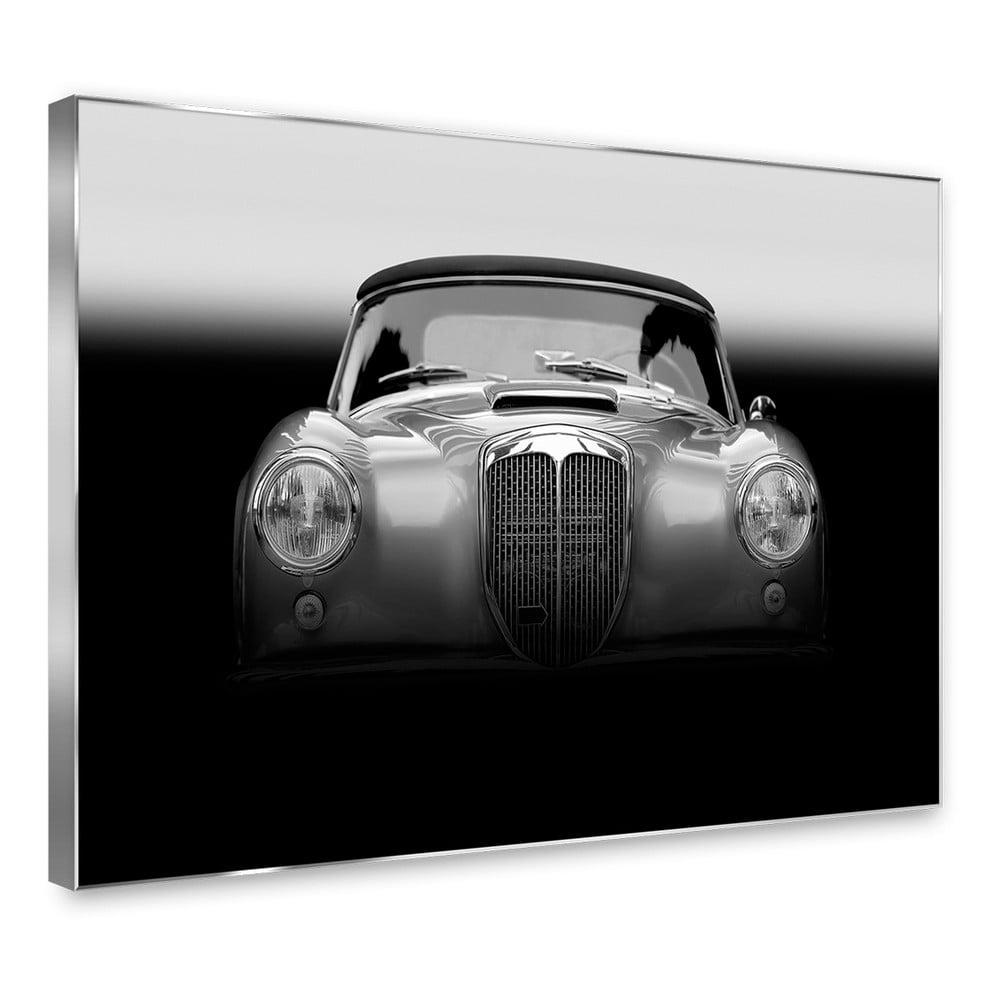 Produktové foto Obraz Styler Silver Cabriolet, 121 x 81 cm