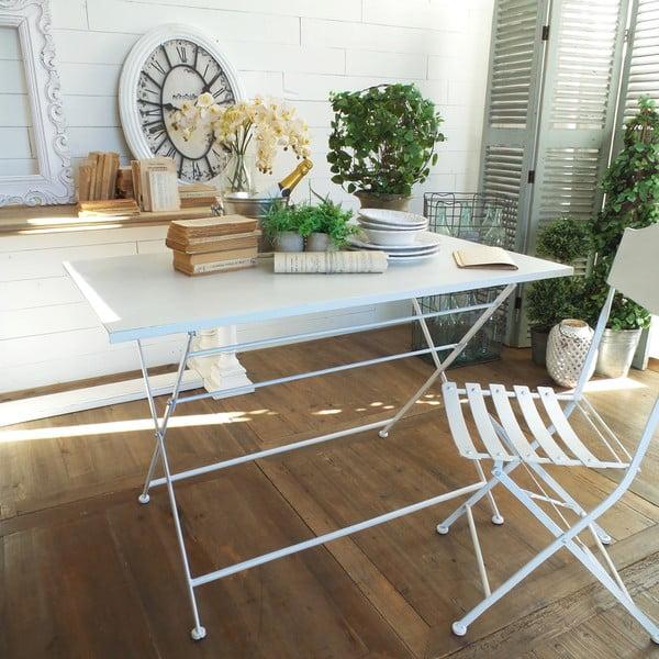 Skládací stolek White Garden XL