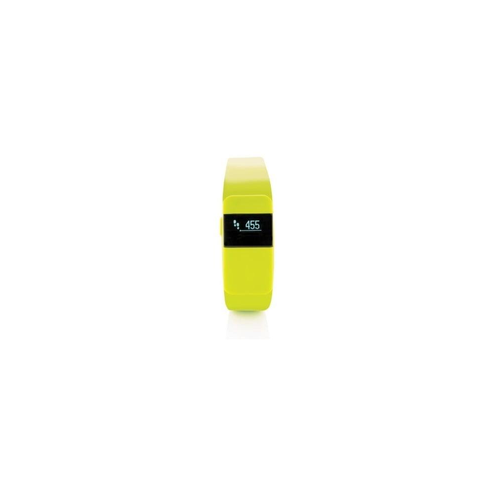 Zelený fitness náramek XDDesign