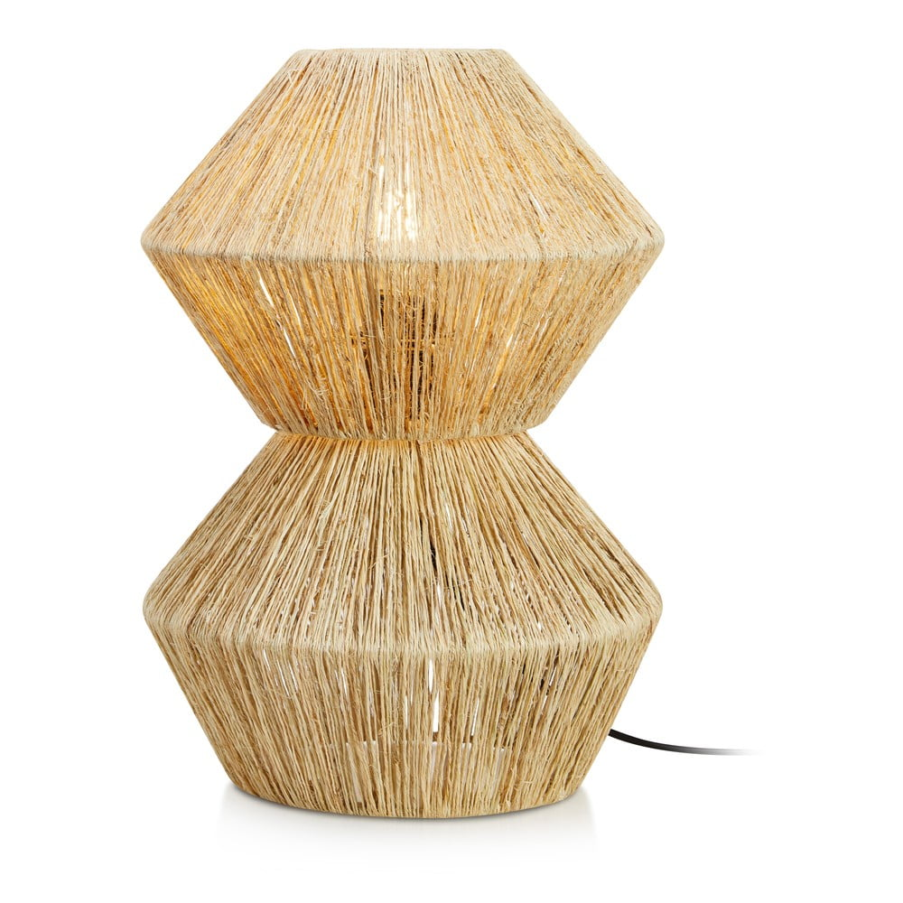 Stolní lampa Markslöjd Straw Table 1L Nature