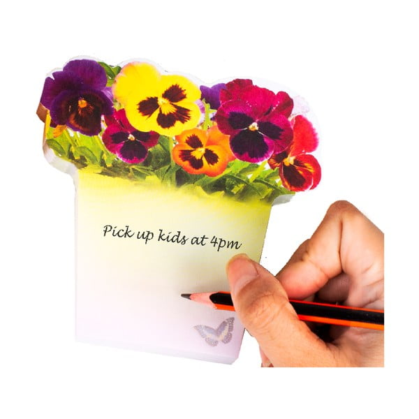 Blocnotes Thinking gifts Bloomnotes Flowers