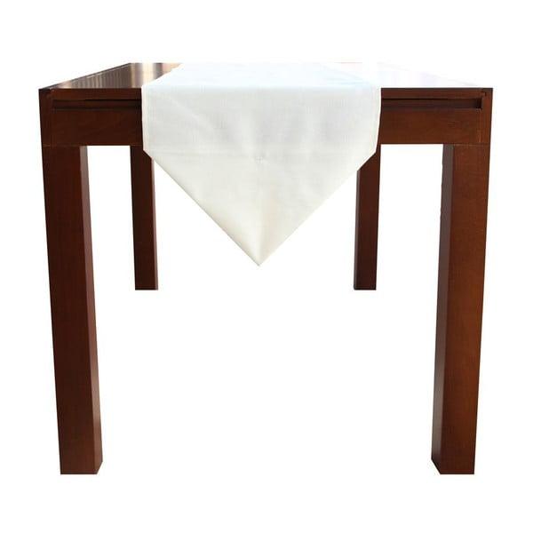 Běhoun Cream, 45x175 cm