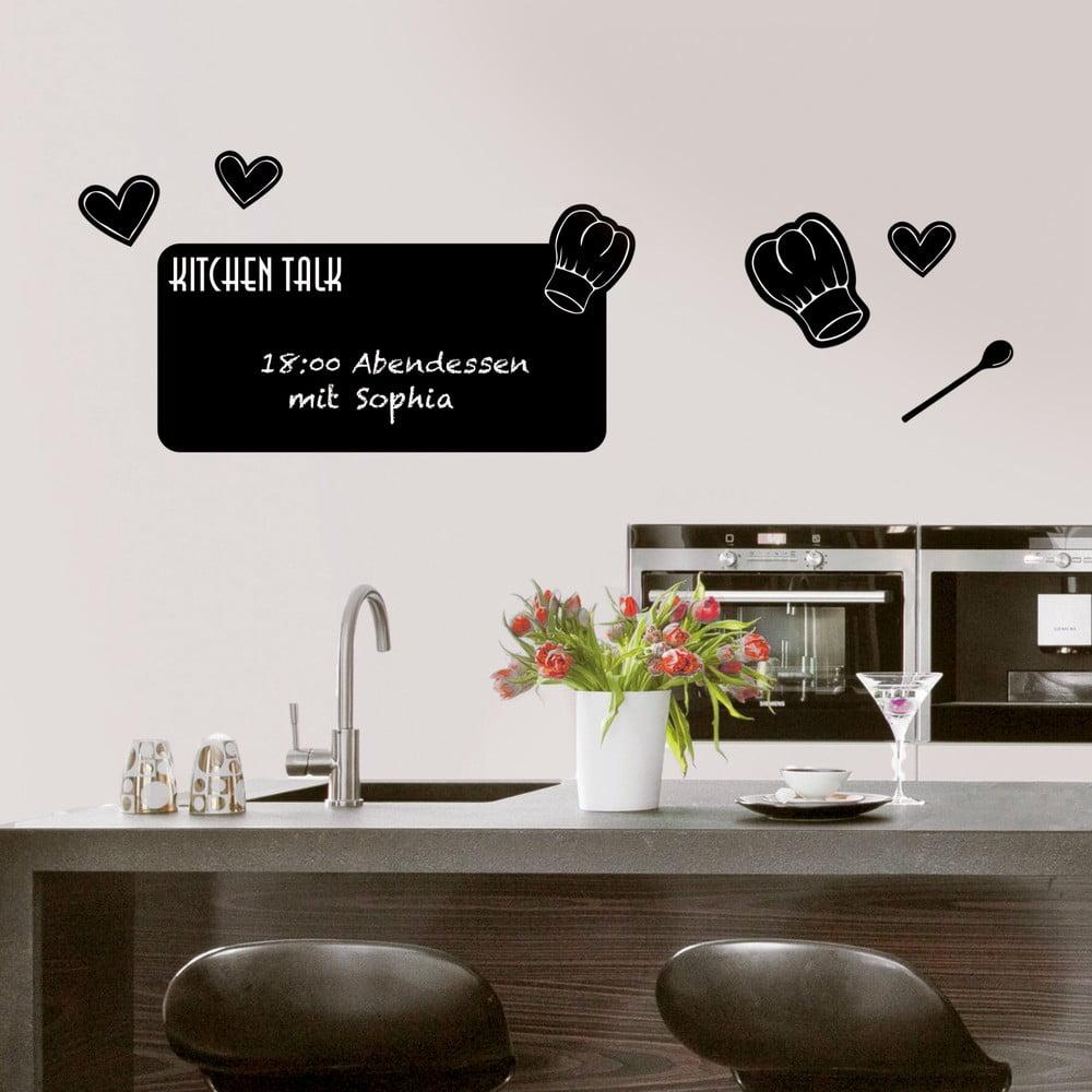 Samolepící tabule na psaní Eurographics Kitchen Talk