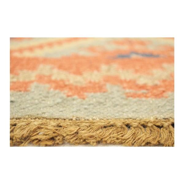 Vlněný koberec Kilim 96, 120x180 cm