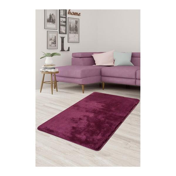 Fioletowy dywan Milano, 140x80 cm