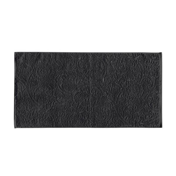 Ručník Seaside 140x70, černý