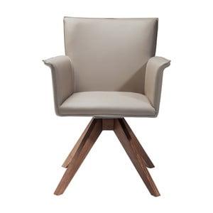 Béžová židle Kare Design Foxy
