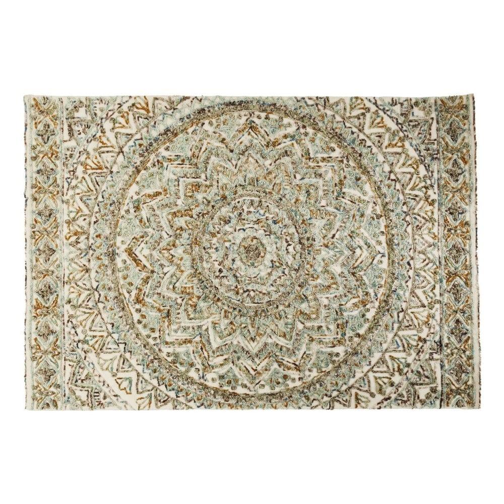 Vzorovaný koberec Kare Design Arabian Flower, 170 x 240 cm