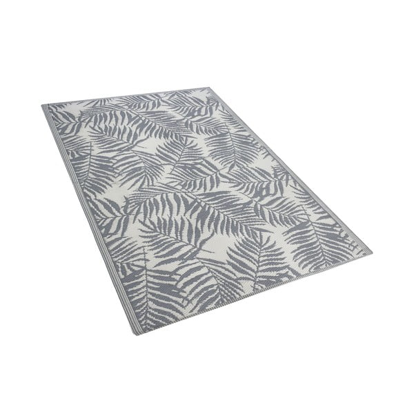 Tmavosivý vonkajší koberec Monobeli Casma, 120 x 180 cm