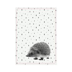 Kuchyňská utěrka PT LIVING Hedgehog, 50x70cm