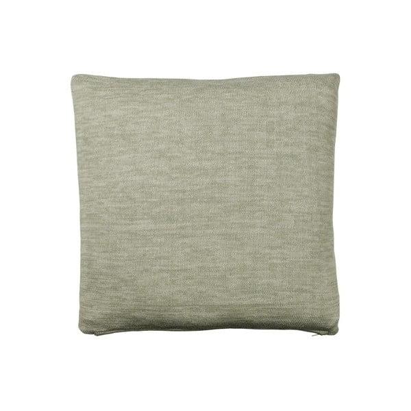 Polštář Melange Mint, 50x50 cm