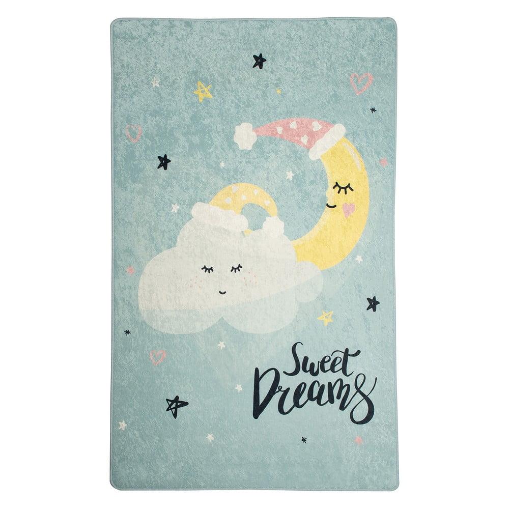 Dětský protiskluzový koberec Chilai Sweet Dreams,100x160cm