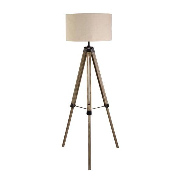 Volně stojící lampa Searchlight Tripod, béžová
