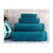 Petrolejový ručník Irya Home Superior, 50x90 cm