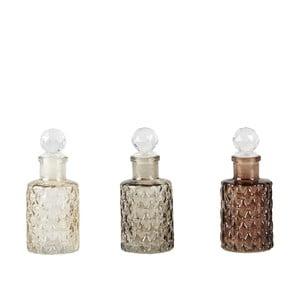 Sada 3 lahví s uzávěrem KJ Collection
