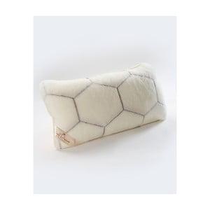 Pernă de lână Royal Dream Cashmere He, 40x70 cm