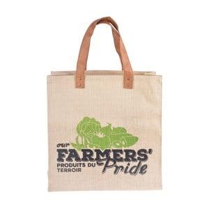 Nákupní taška Esschert Design Farmers Pride