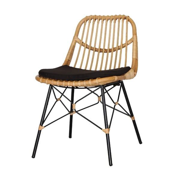 Krzesło rattanowe WOOX LIVING Ratta